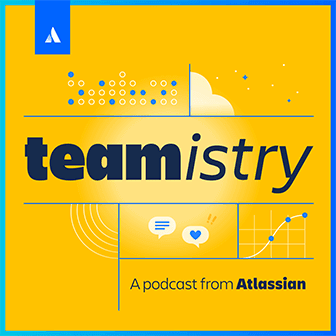 Grafik zum Teamistry Podcast