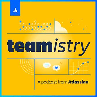 A Teamistry podcast illusztrációja