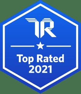 Legjobb értékelésű megoldás 2021-ben