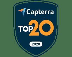 Capterra 排行榜前 20