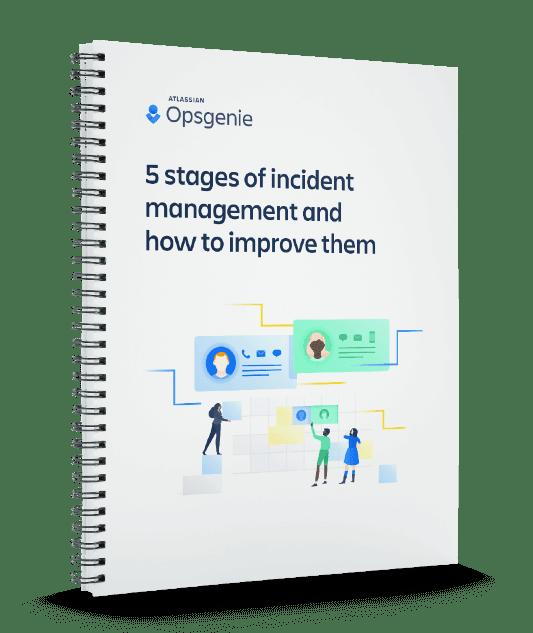 Pięć etapów zarządzania incydentami — podgląd białej księgi